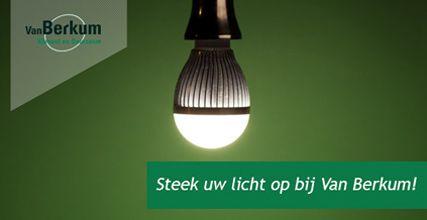 Fors besparen op verlichting?